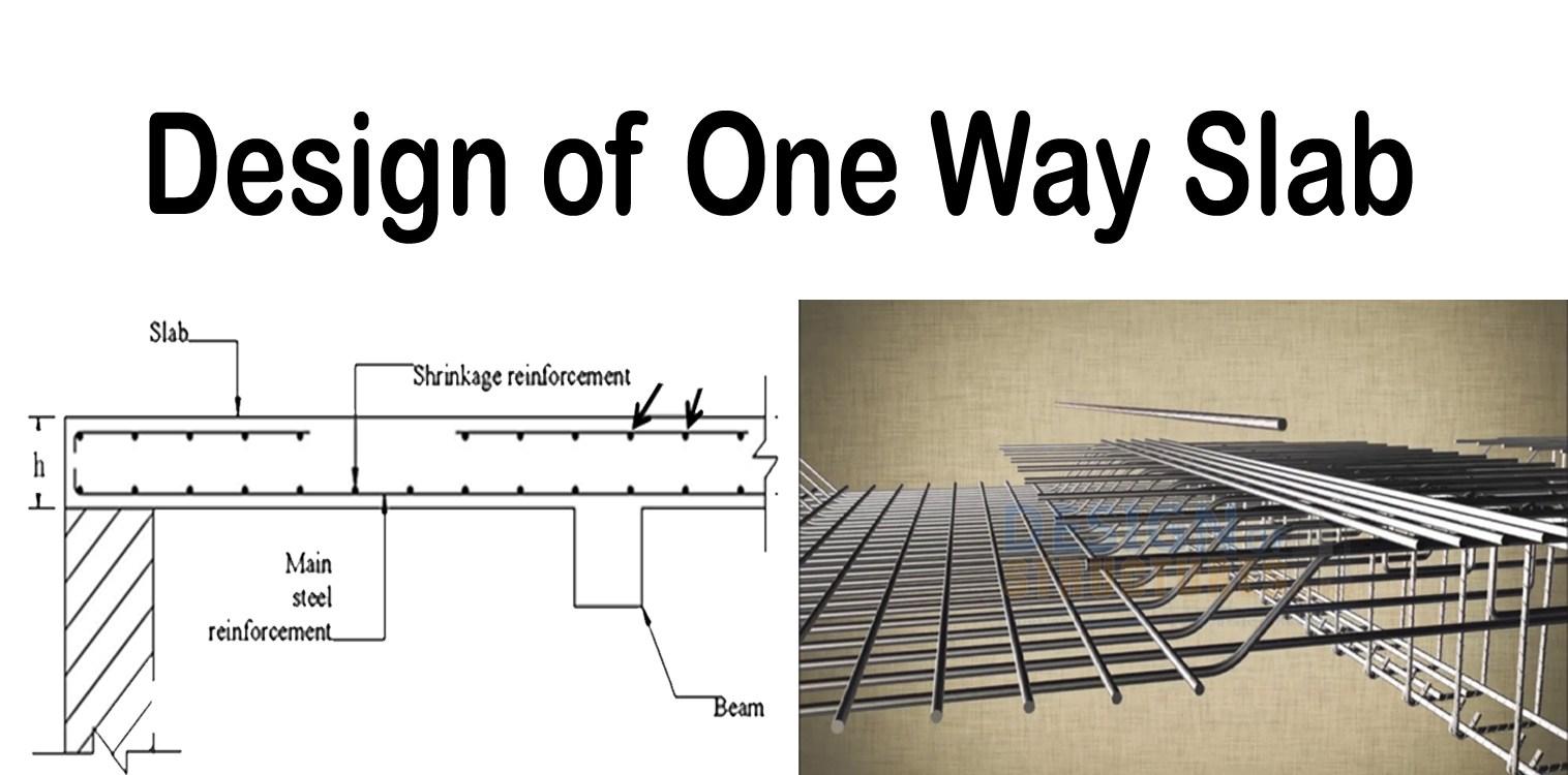 Design Of One Way Slab Design Of Rcc Slab Engineering