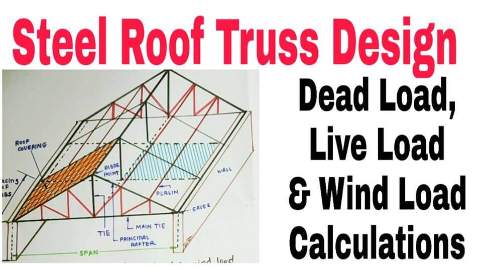 Steel Roof Truss Design Engineering Discoveries