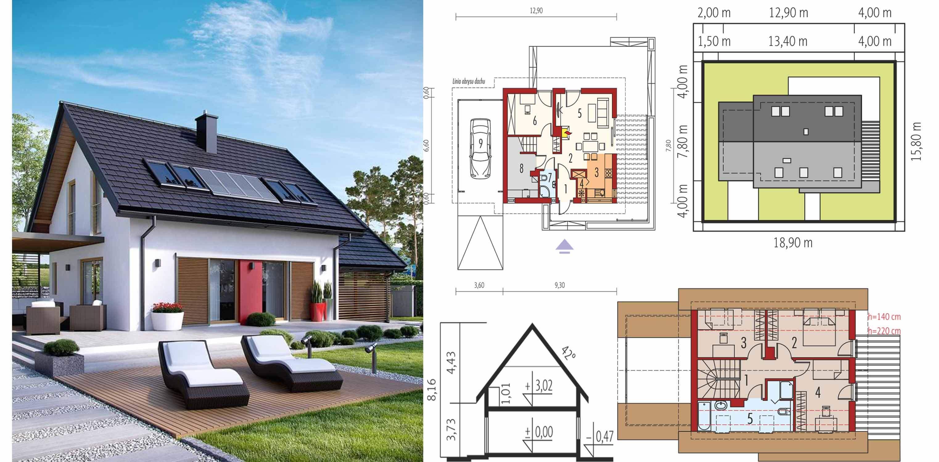 Stunning Modern House Design Plan Engineering Discoveries