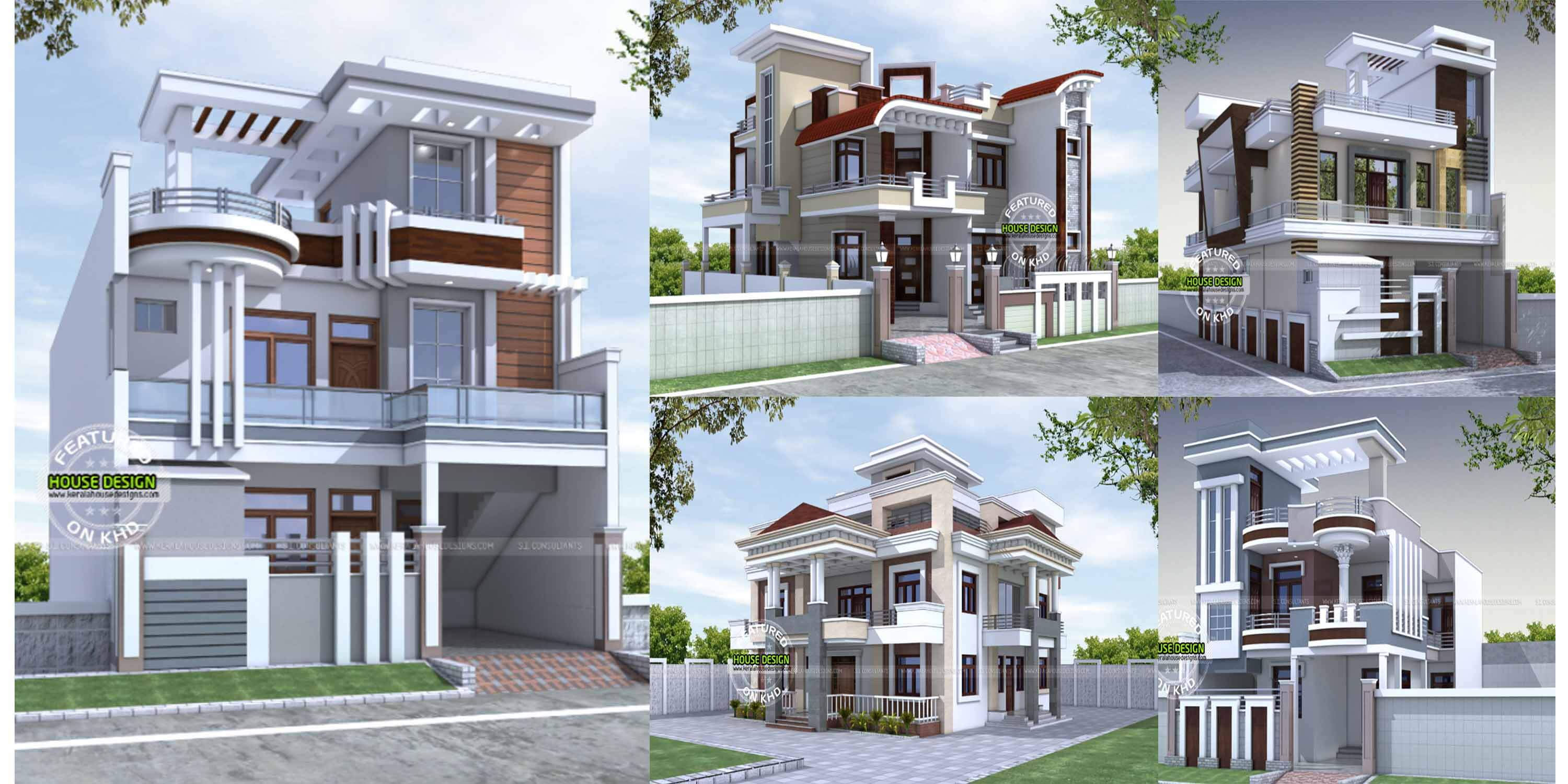 These are top house design ideas designs by s i consultant