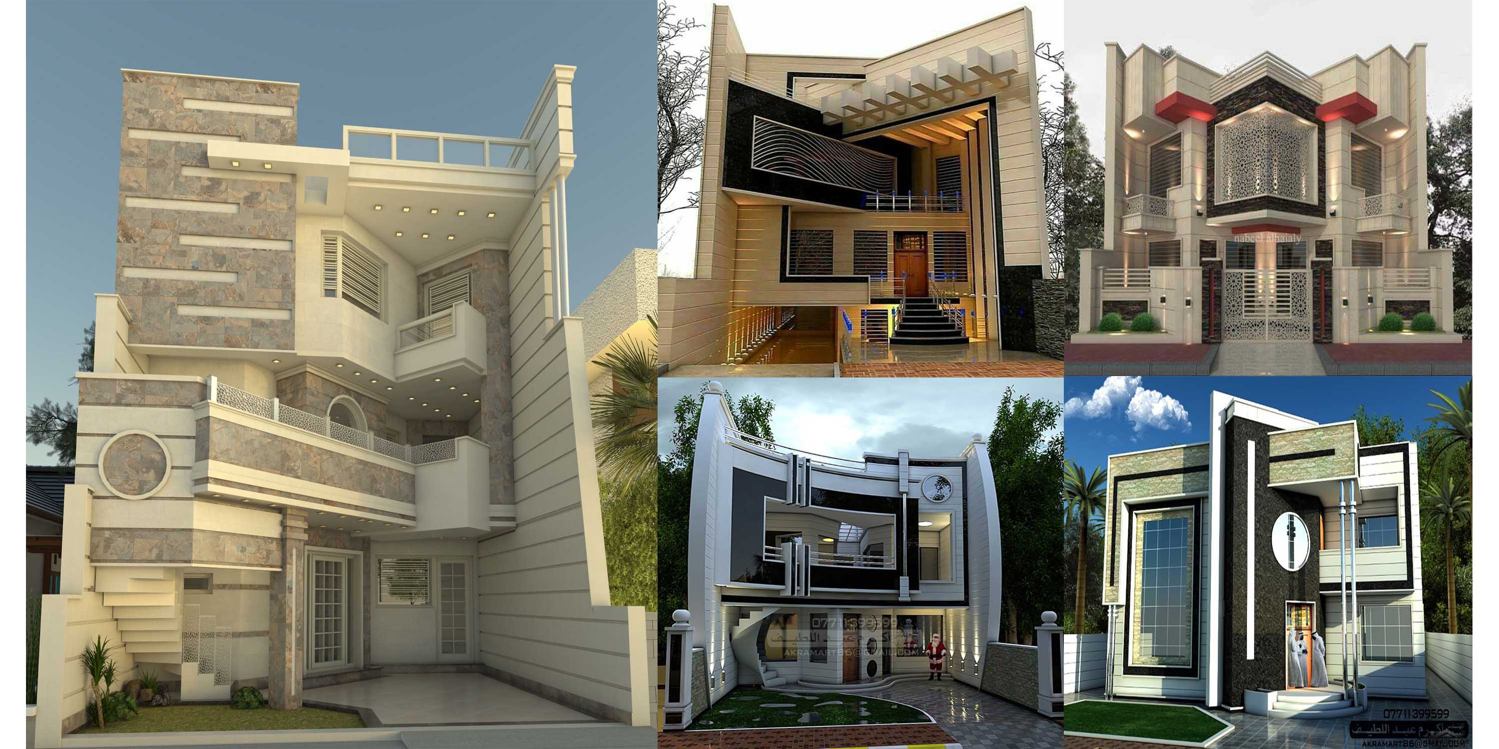 Top amazing modern house designs