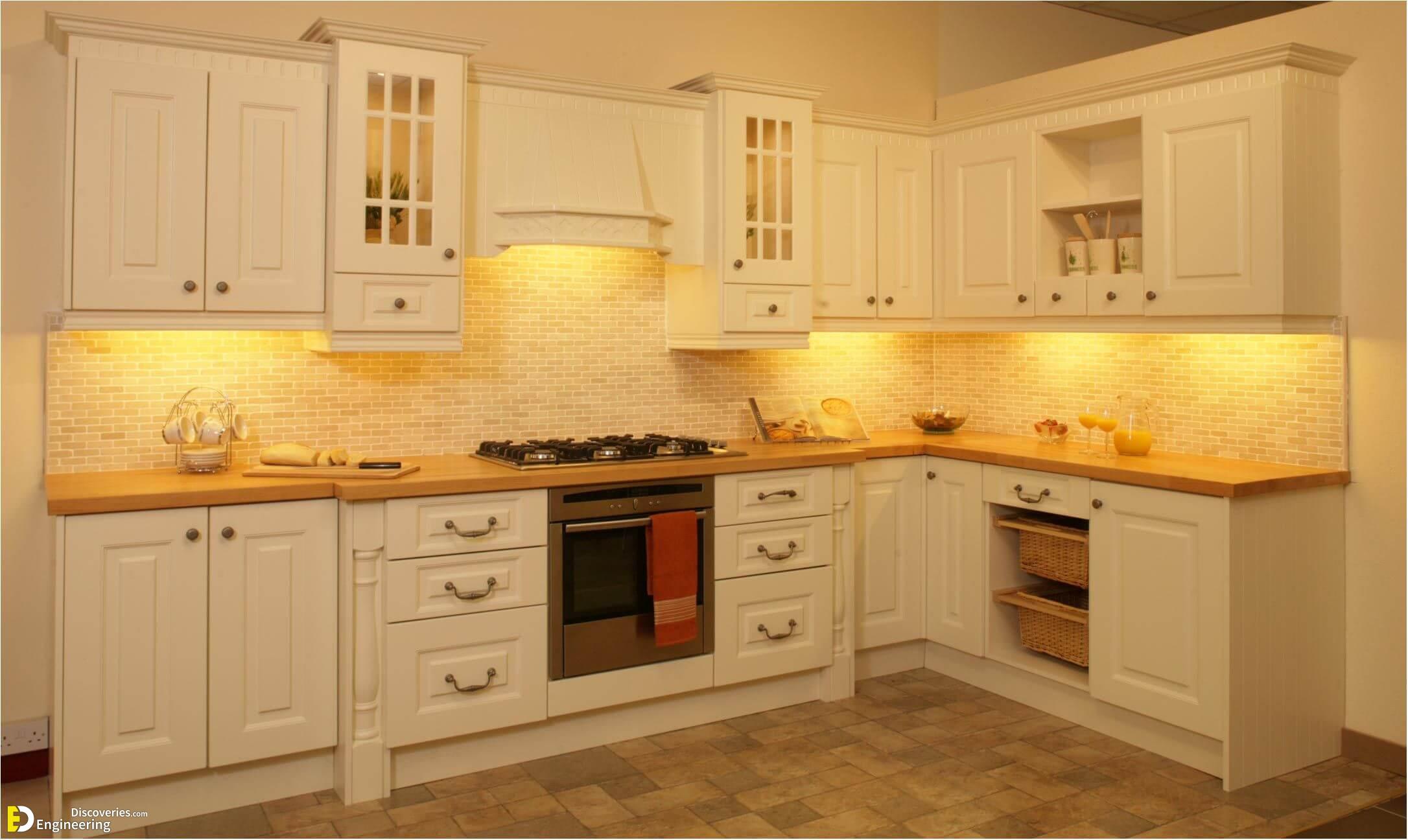 Unique Modern Kitchen Cabinet Design Ideas Engineering