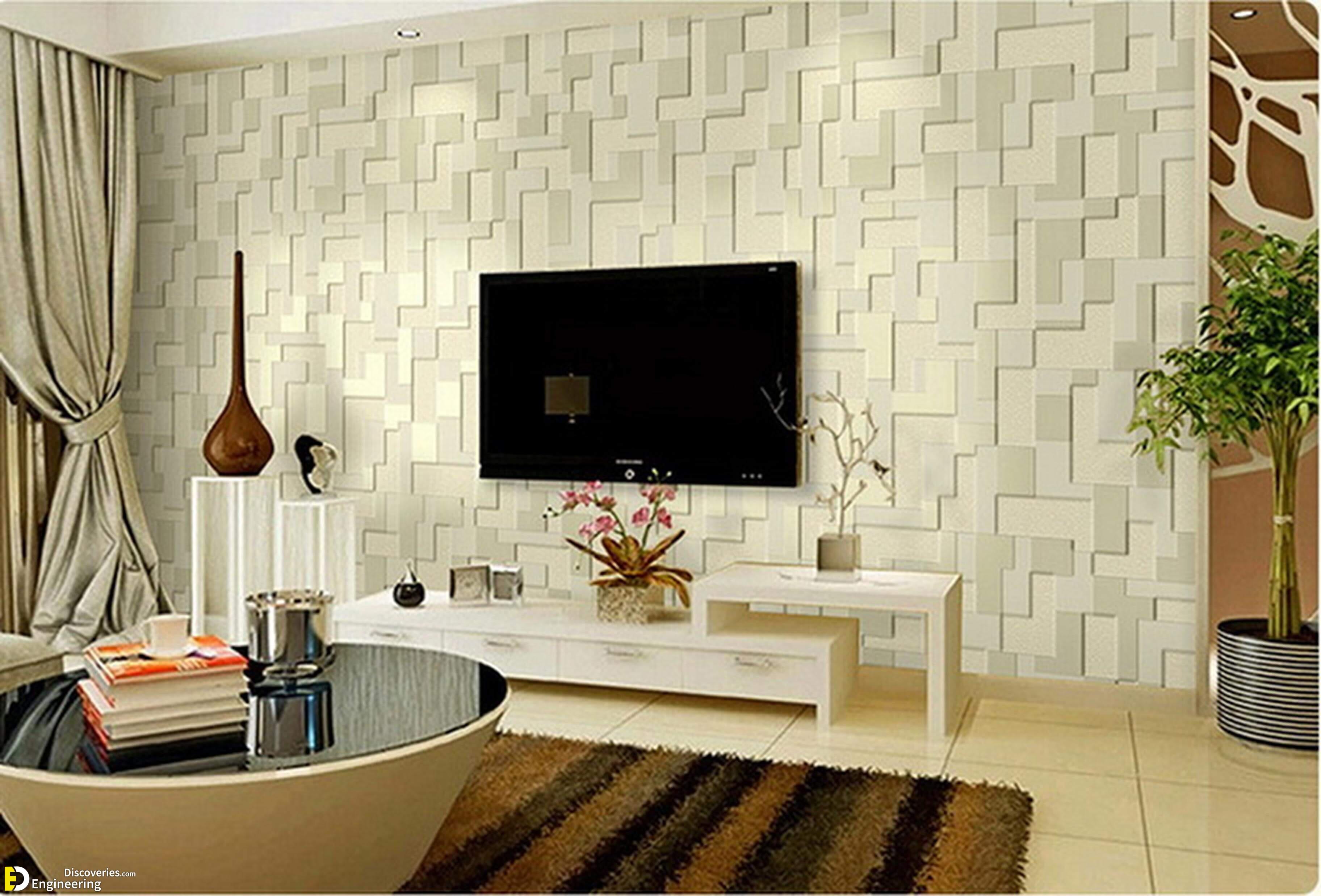 Modern 3d Wallpaper Design Ideas That Looks Absolute Real