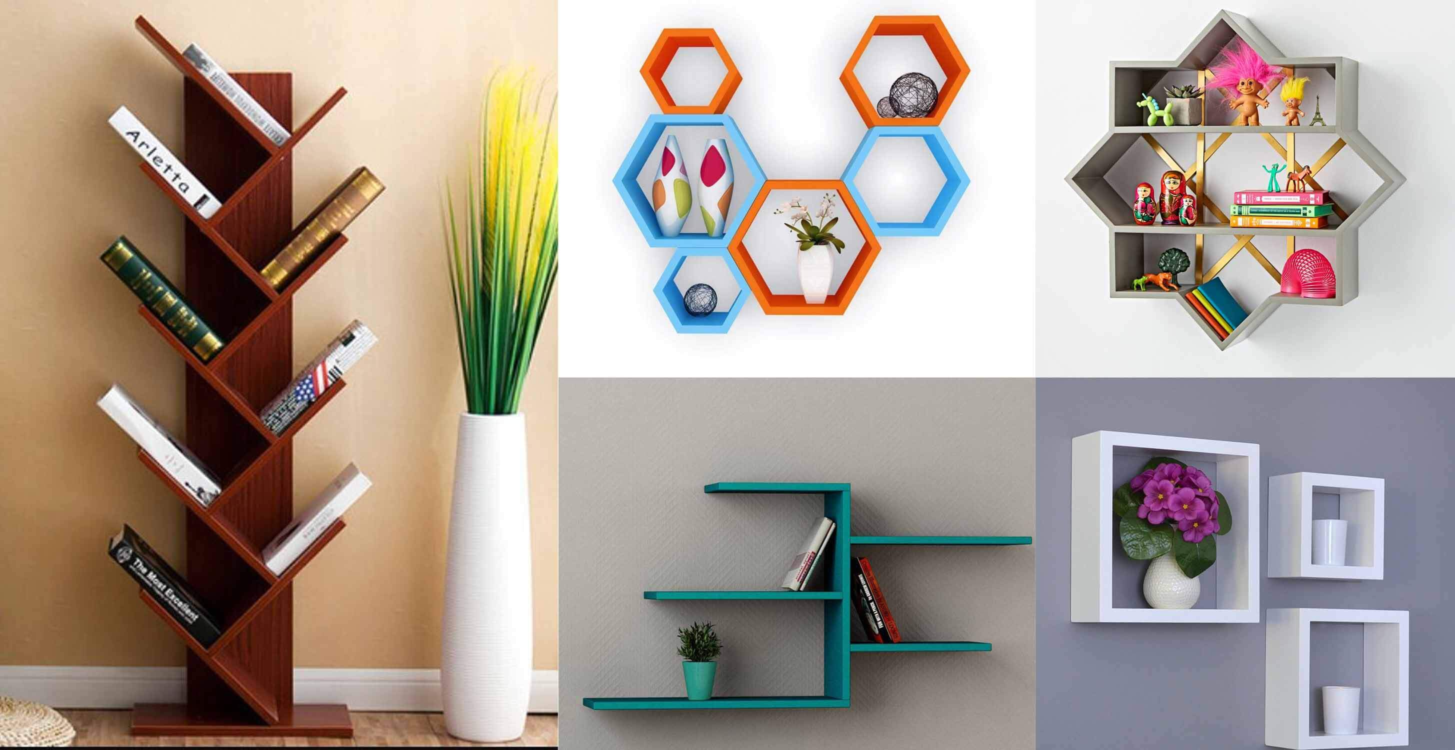 Beautiful Shelf Design Ideas - Engineering Discoveries