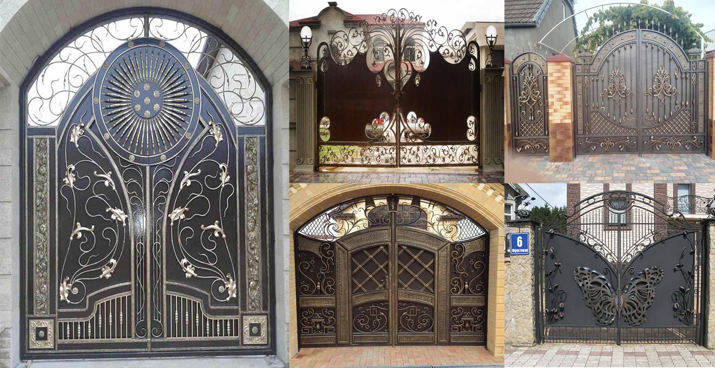 Beautiful Main Gate Design Ideas - Engineering Discoveries