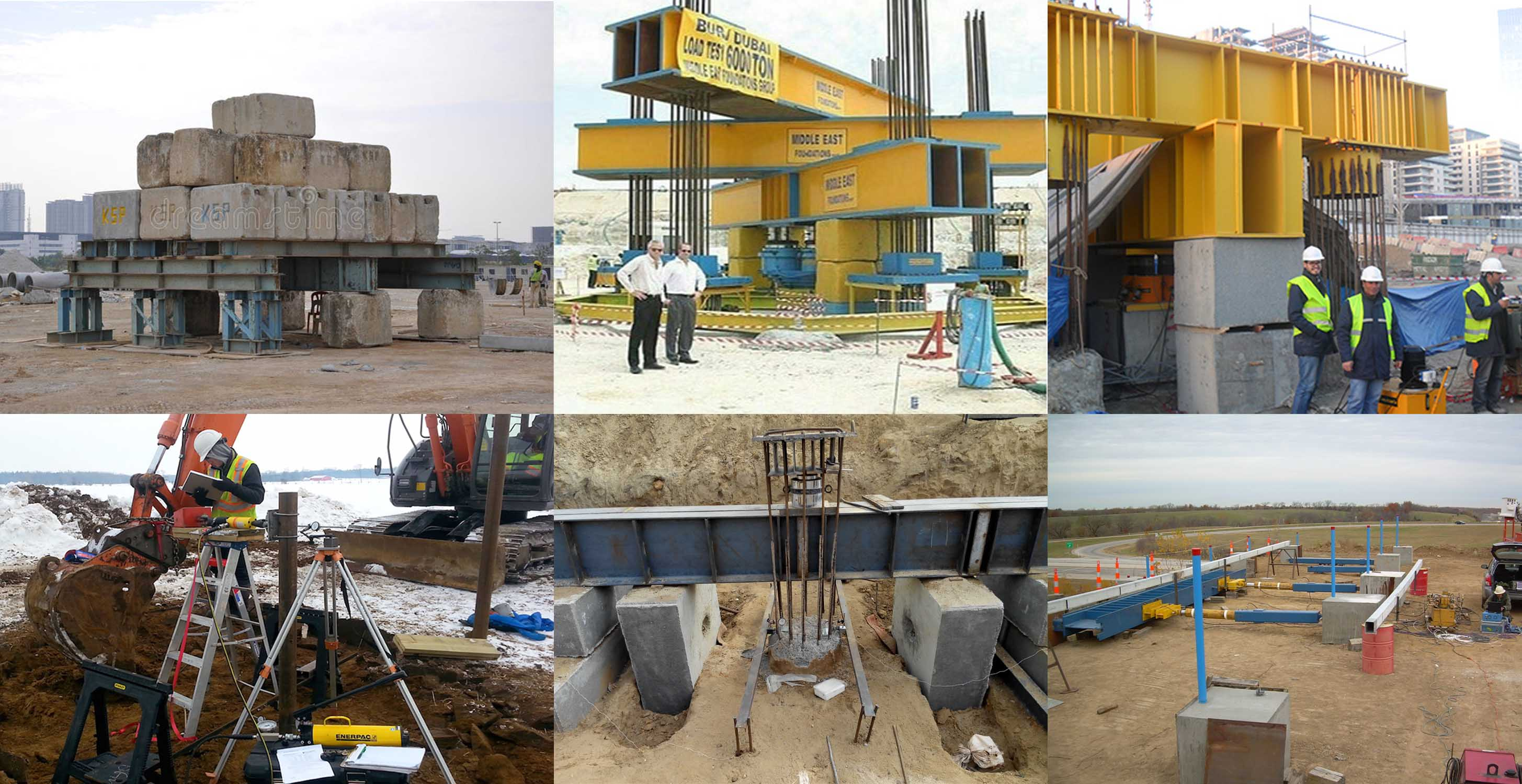 Load Test On Piles - Engineering Discoveries