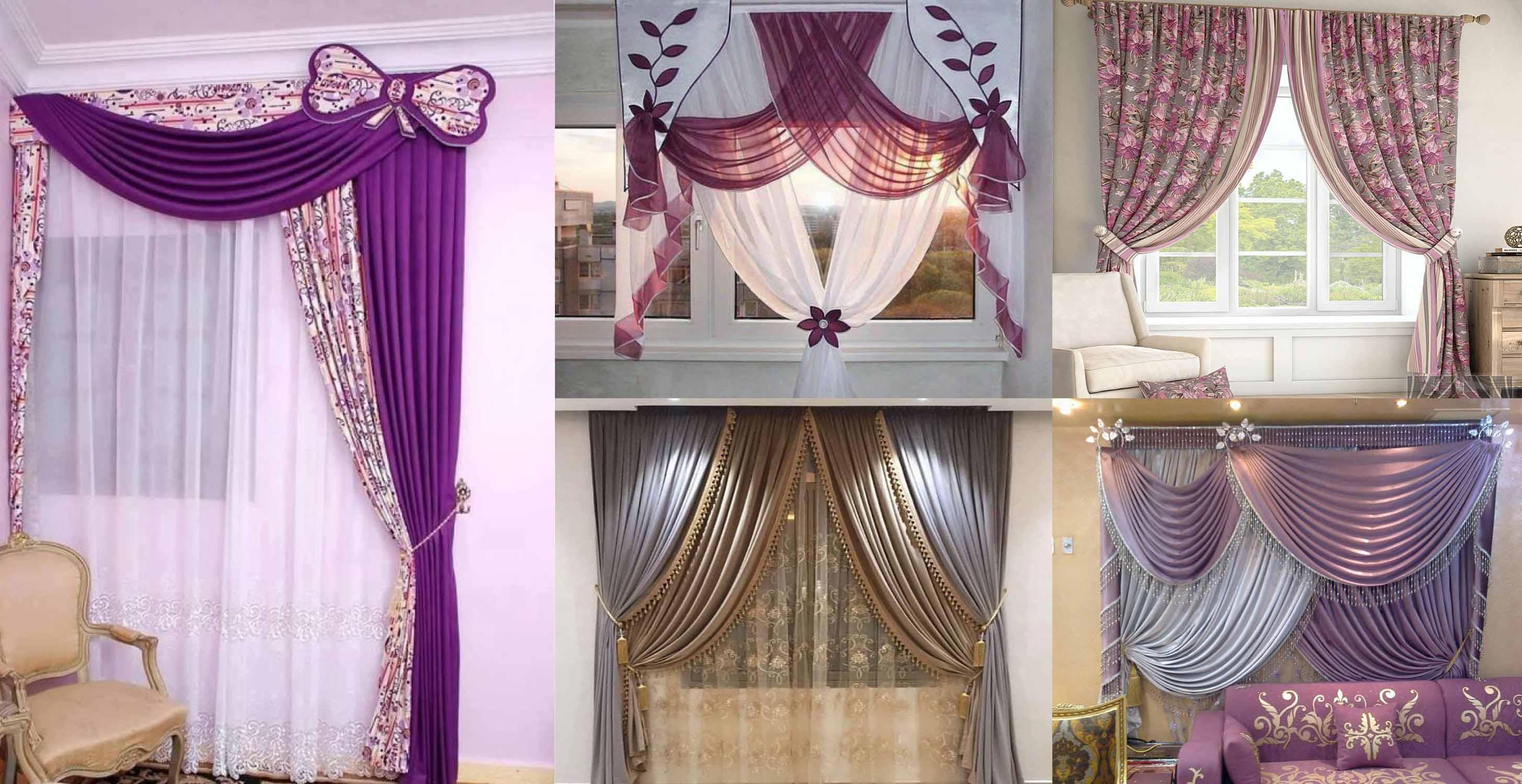 Top 30 Modern Curtain Design Ideas