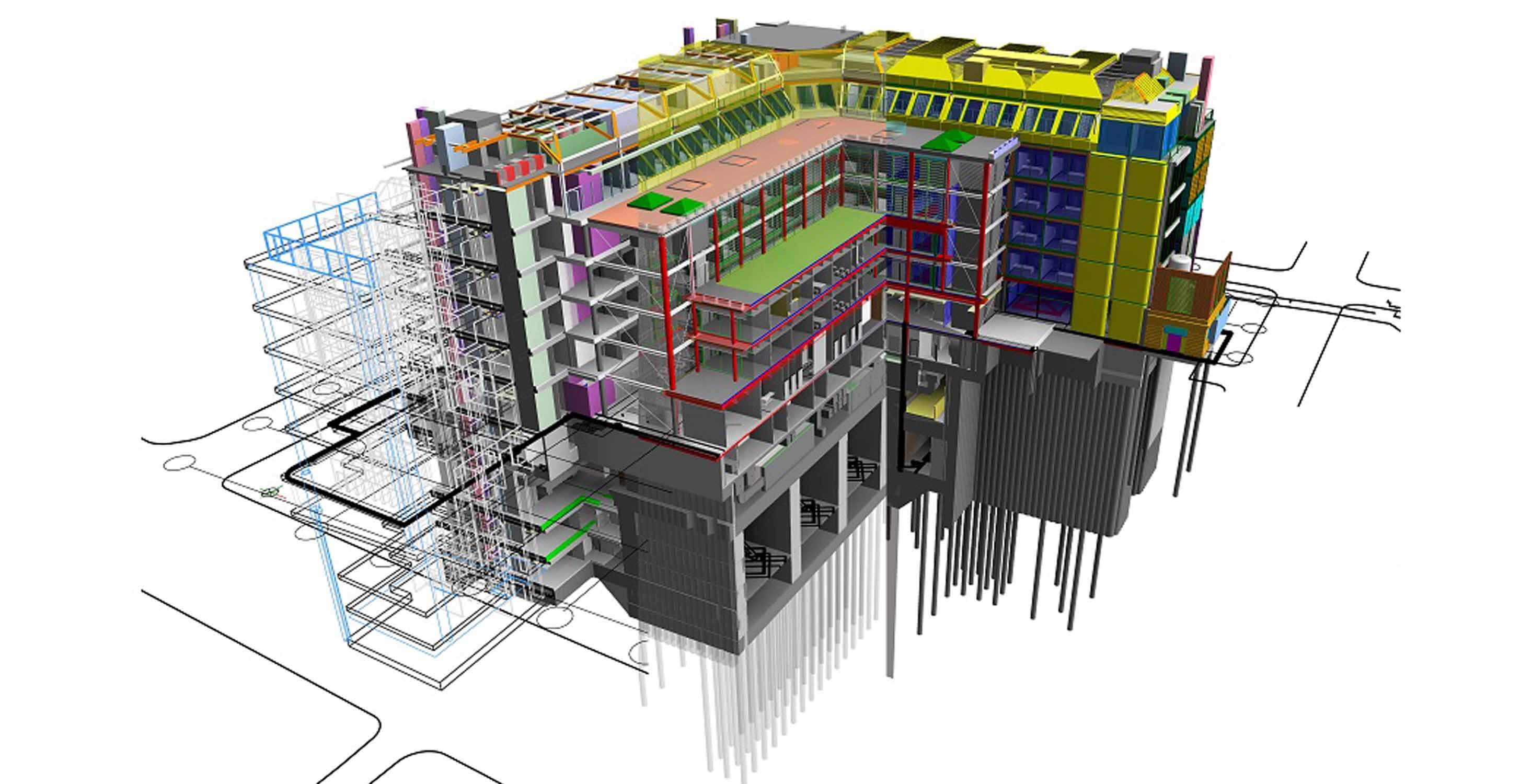 Structural design for engineering technology