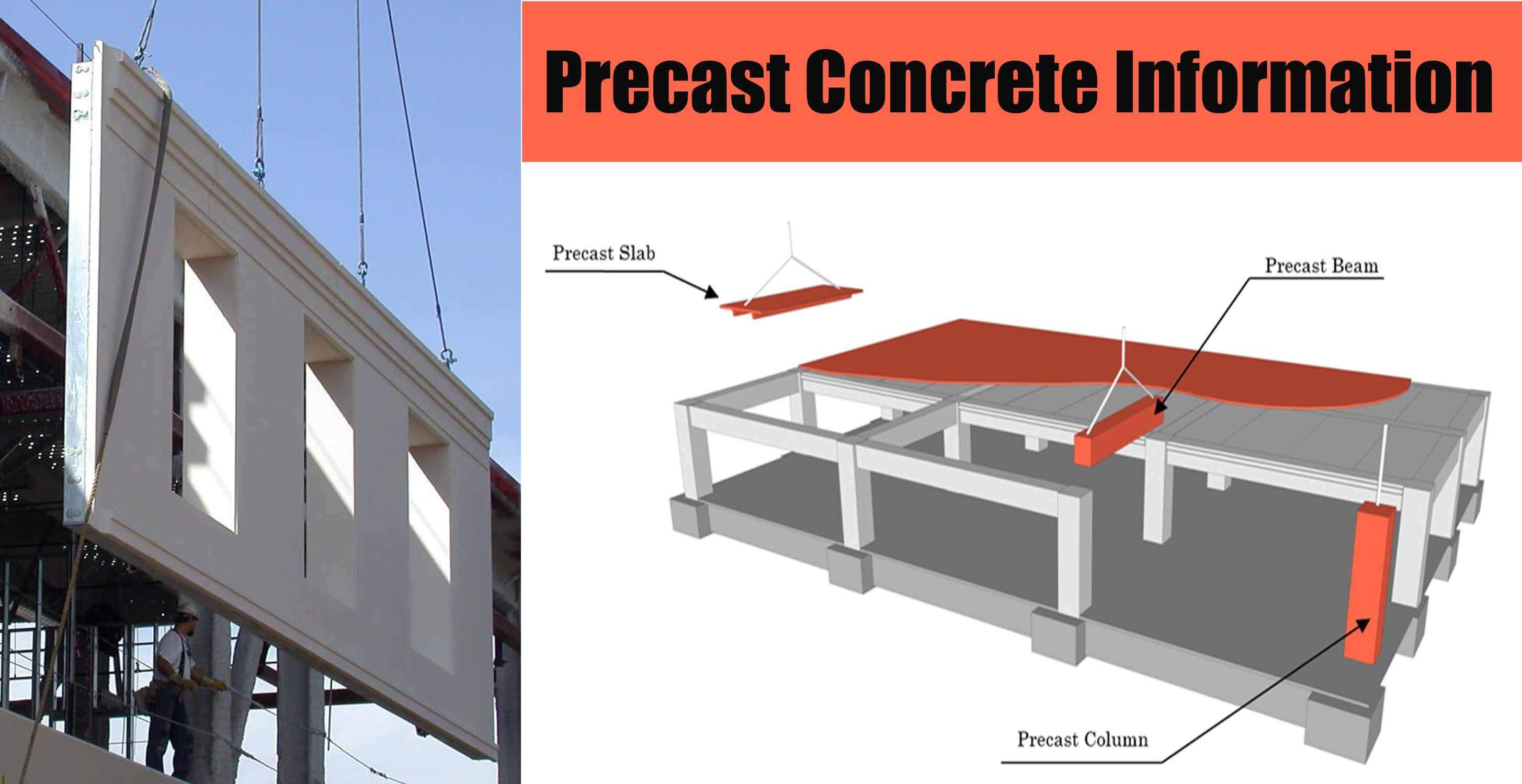 Precast Concrete Information - Engineering Discoveries