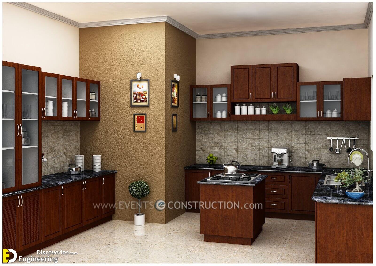 Modular Kitchen By Kerala Home Design