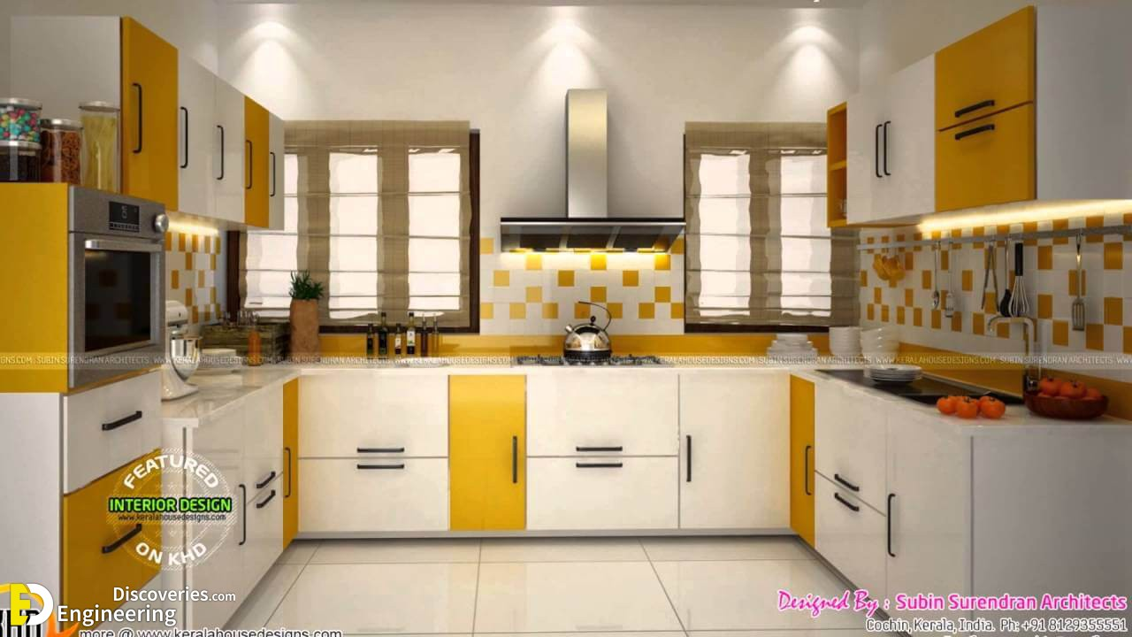 Modular Kitchen By Kerala Home Design Engineering Discoveries