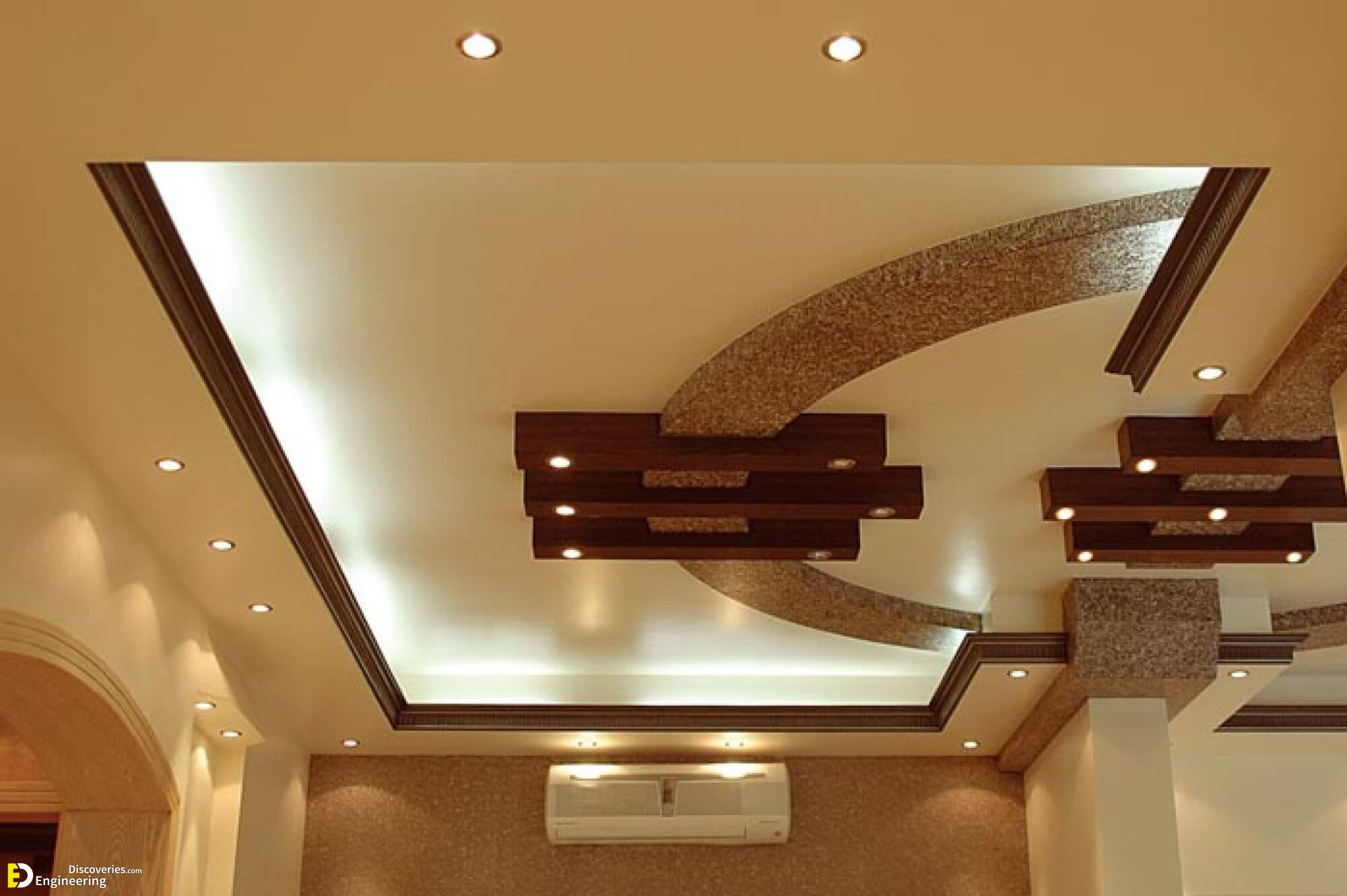 Amazing Ceiling Design Ideas To Spice Up Your Home Engineering