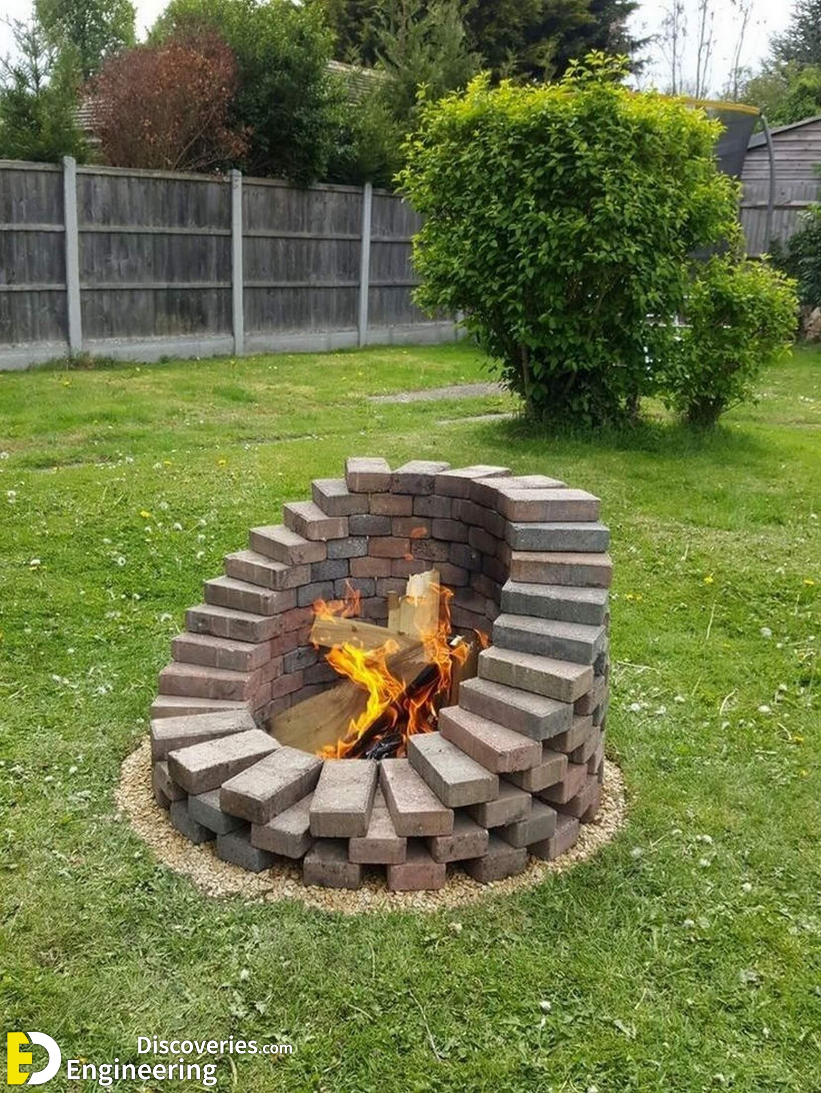 40 Amazing Backyard Fire Pit Ideas Engineering Discoveries