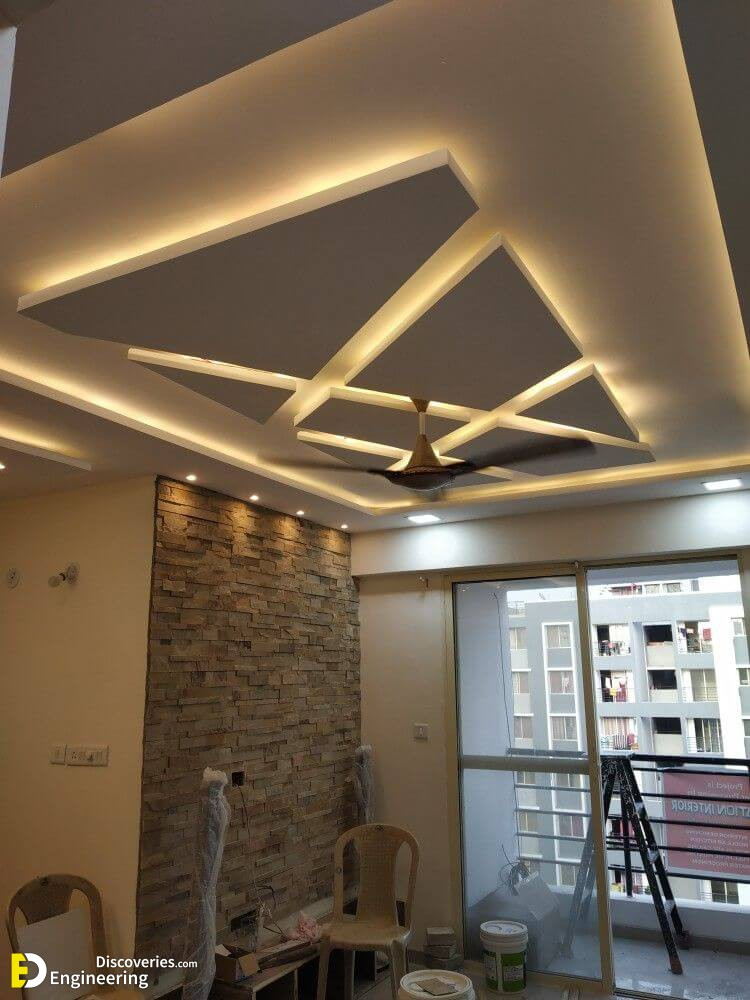 Top 40 Modern False Ceiling Design Ideas Of 2020 Engineering