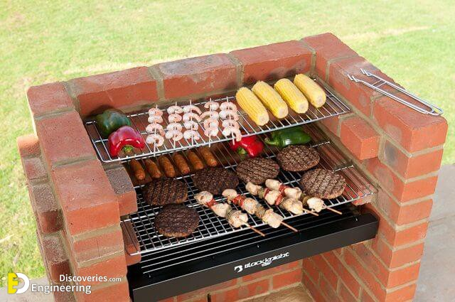 Awesome Diy Barbecue Grills For Your