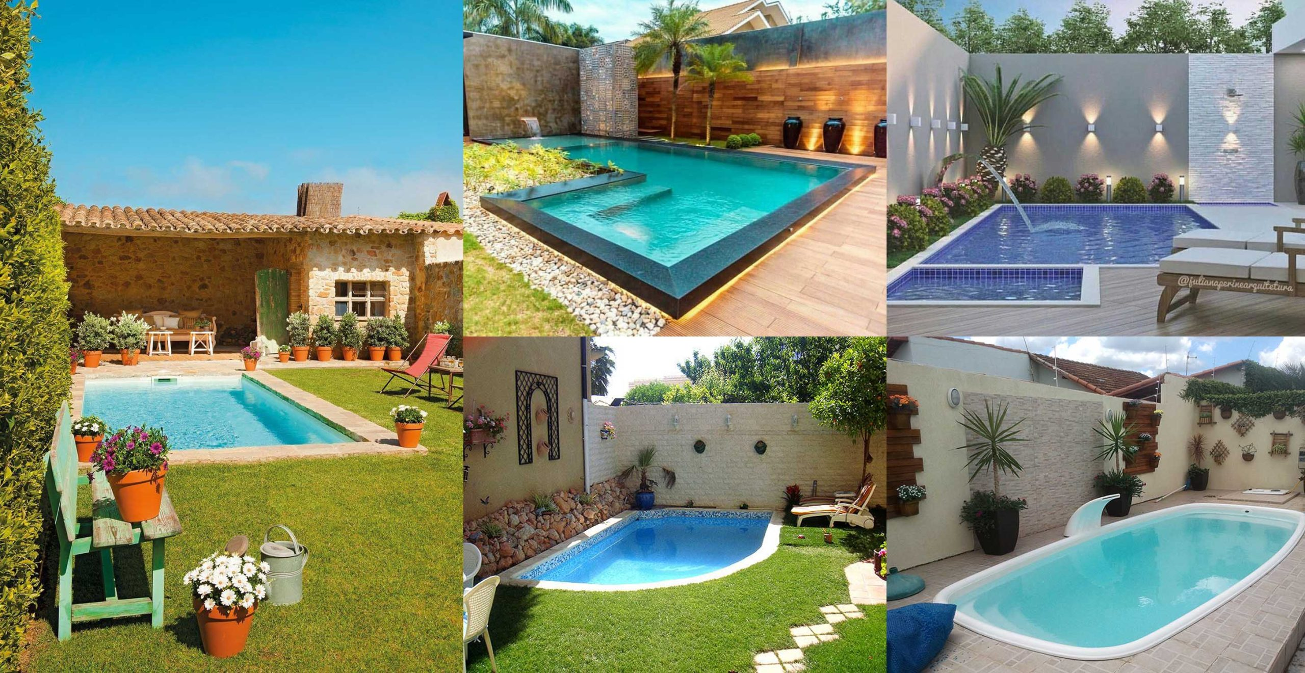 Top 40 Amazing Small Pool Ideas For