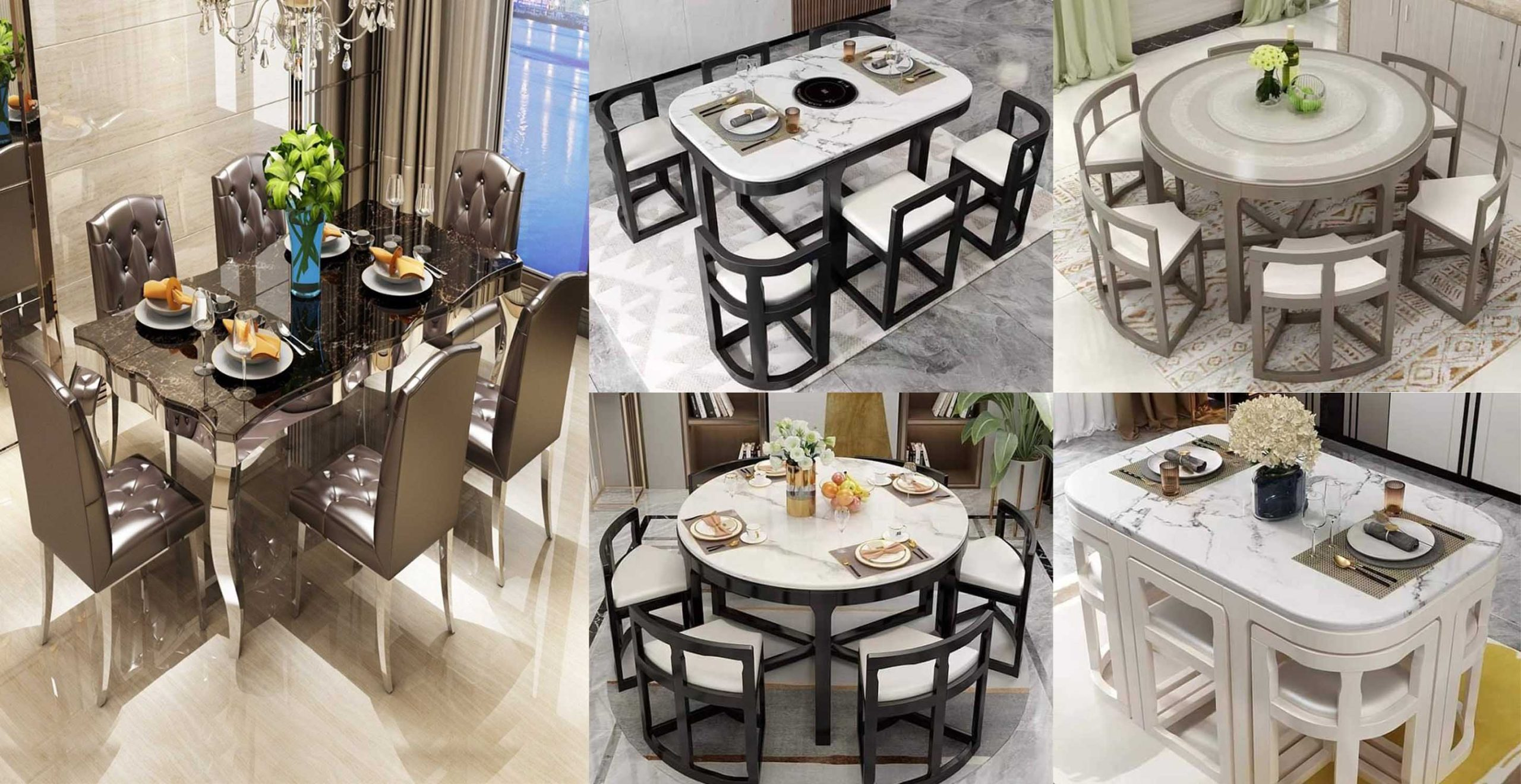 Unique Dining Tables To Make The Space, Unique Dining Room Tables